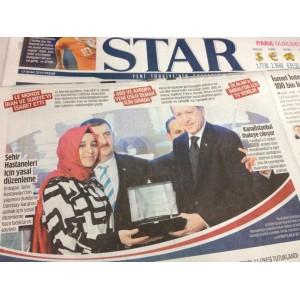 2013, Jan. 13- Star