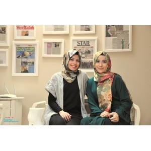 2014. Tesettür Giyim Röportaj