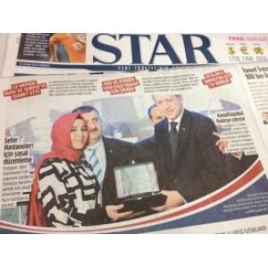 2014. Star Gazetesi