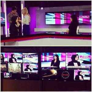 2012 Dec. 1- Cihan Haber Ajansı HQ, Cihan TV Network, Tatil Saba