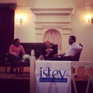 Konferans / 2013- İstev