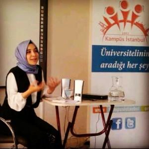 Konferans / 2013- Kampüs İstanbul