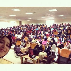Konferans / 2014- Sultanbeyli Kız Anadolu İmam Hatip Lisesi / 2