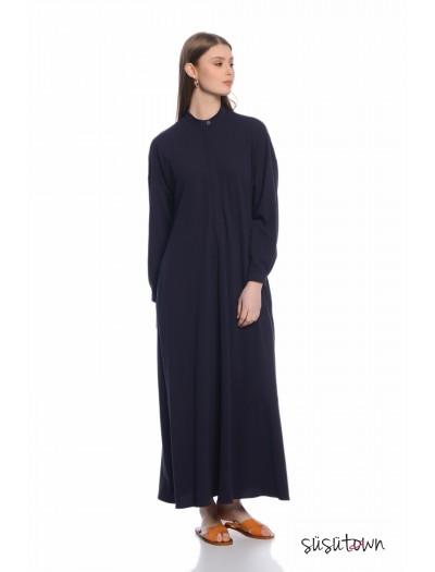 Lacoste Oversize Laci Elbise