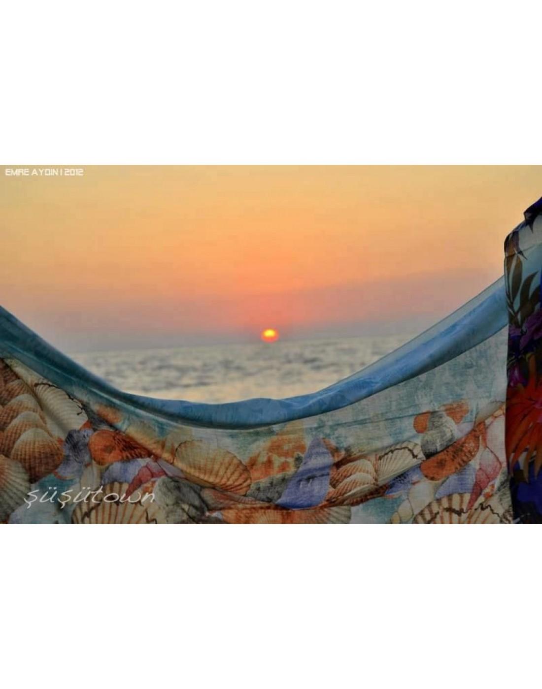 Deniz Kabuğu Şal