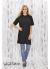 Basic Tshirt Tunik Siyah