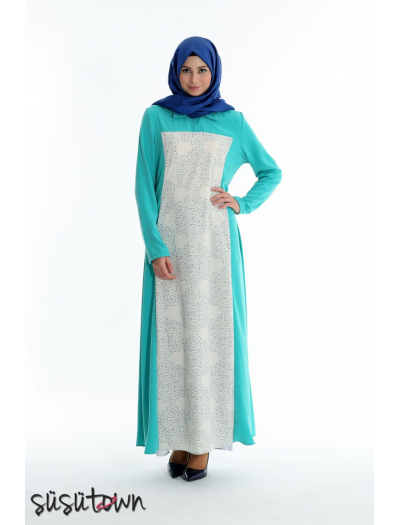 Haliç Elbise Mint