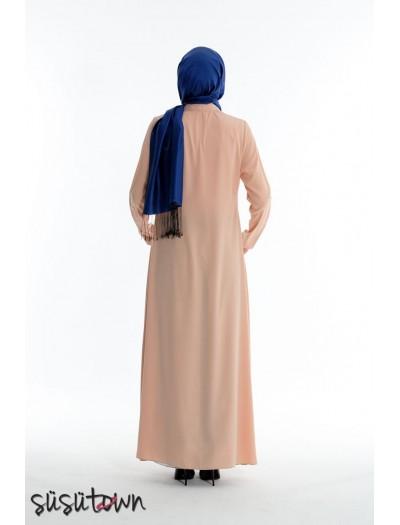 Haliç Elbise Somon
