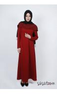 Kubbet-üs Sahra Abiye Elbise