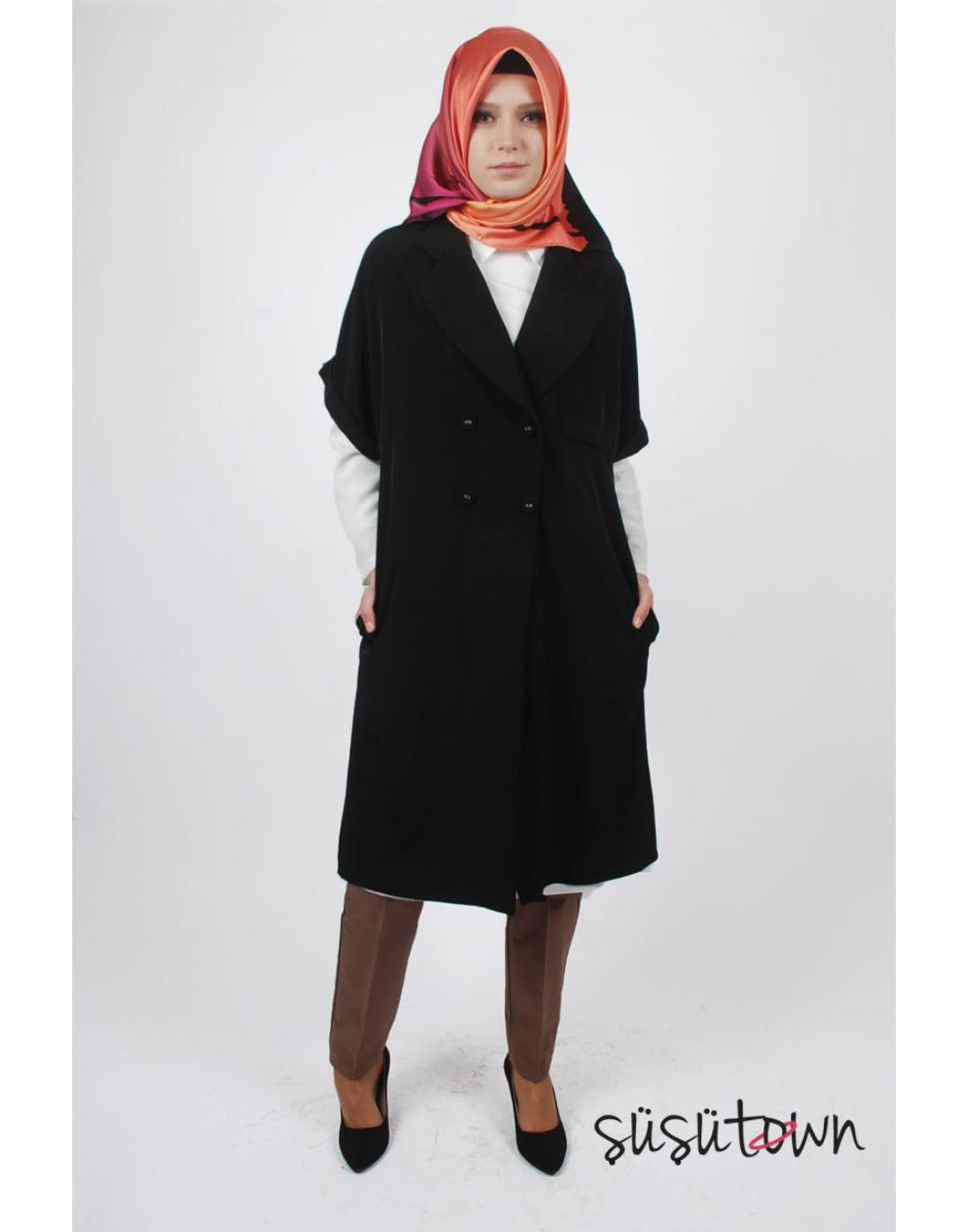Rissa Siyah Yelek